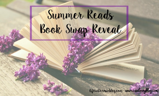 book swap reveal