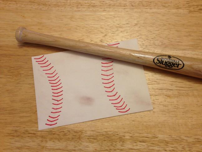 Father-baseball