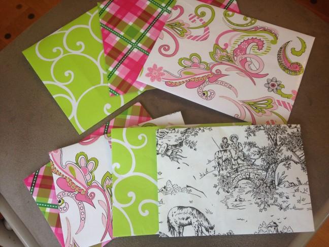 WrappingPaperEnvelopes